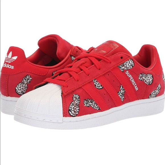 adidas Shoes - 🍍Adidas Originals Superstar Pineapple Sneakers